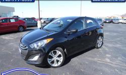 2013 Hyundai Elantra GT Accident Free AutoCheck History Report*, 1 Owner*, 4D Hatchback, 1.8L 4-Cylinder DOHC 16V Dual CVVT, 6-Speed Automatic with Overdrive, FWD, Black, Black Cloth, 16 x 6.5J Alloy Wheels, 4-Wheel Disc Brakes, 6 Speakers, 60/40 Split