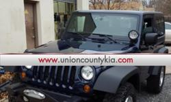 **In Transit, **CLEAN 1-OWNER CARFAX, Alloy Wheels, Hartop, Wrangler Sport. CARFAX One-Owner. Clean CARFAX.2013 Jeep Wrangler SportAwards: * 2013 Ward's 10 Best Engines * 2013 KBB.com Best Resale Valu