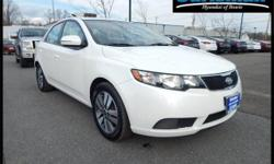 Free Car Washes for Life! And Loaner Car for Scheduled Maintenance!. This is the classic example of a one-owner vehicle. If you've been yearning for the perfect 2013 Kia Forte, then stop your search r