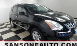 *NISSAN CERTIFIED*, *ONE OWNER*, *CLEAN CAR FAX*, *FRESH DETAIL*, *NON SMOKER*, *CELEBRATING OVER 50 YEARS IN BUSINESS*, and *BACKUP CAMERA*. Don't pay too much for the fantastic-looking SUV you want.