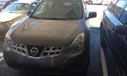 Clean CARFAX. Odometer is 2402 miles below market average! Rogue SV **CLEAN CARFAX**, **LOCAL TRADE**, **PRICED BELOW MARKET**, **100% FINANCING FOR NEARLY EVERY SITUATION**, Rogue SV, 4D Sport Utilit