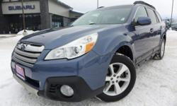 Options:  2013 Subaru Outback 2.5I|Blue|*Clean Carfax Report*|*Sunroof Moon Roof*|And *Trade In*. Outback 2.5I Limited And Awd. Are You Looking For An Used Vehicle That Is In Incredible Condition| Wel