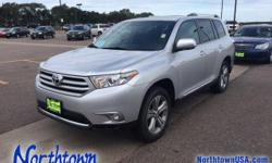 Like the feeling of having people stare at your car? This great 2013 Toyota Highlander will definitely turn heads*** Very Low Mileage: LESS THAN 41k miles*** Here it is!! Great MPG: 22 MPG Hwy. All Wh