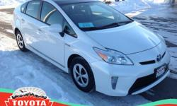 Thank you for your interest in one of Toyota Of The Black Hills's online offerings. Please continue for more information regarding this 2013 Toyota Prius Two with 52,478 miles. This vehicle was engine
