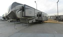 Stock Number: 724902. FOR SALE: 2014 Heartland Gateway 5th Wheel Travel Trailer (BH3650) Has 5 SLIDE-OUTS. Accommodates up to 8 people. This is a SWEET DEAL to anyone who is looking for an RV with all