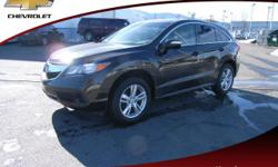 Options:  2014 Acura Rdx Gray|Ebony W/Perforated Leather-Trimmed Interior|Runs Mint!! All Wheel Drive** This Is The Perfect Do-It-All Car That Is Guaranteed To Amaze You With Its Versatility* Carfax 1