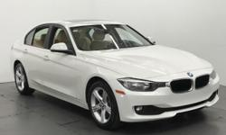 EPA 36 MPG Hwy/24 MPG City! Excellent Condition, BMW Certified, CARFAX 1-Owner, ONLY 36,123 Miles! Nav System, Moonroof, Turbo Charged Engine, Rear Air, Dual Zone A/C, CD Player, iPod/MP3 Input, TRANS