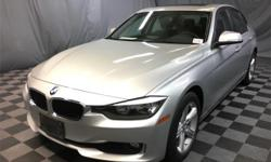 BMW Certified and AWD. Won't last long! Stroll on down here! Want to stretch your purchasing power? Well take a look at this superb 2014 BMW 3 Series. So go ahead and feel free to flex your muscle in