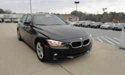 We are excited to offer this 2014 BMW 3 Series. This BMW includes: COLD WEATHER PACKAGE Heated Rear Seat(s) Heated Front Seat(s) TRANSMISSION: 8-SPEED STEPTRONIC AUTOMATIC (STD) 8-Speed A/T Transmissi