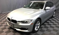 BMW Certified and AWD. Hurry in! Hurry and take advantage now! There are used cars, and then there are cars like this well-taken care of 2014 BMW 3 Series.  This luxury vehicle has it all, from a posh