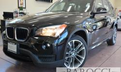 Options:  2014 Bmw X1sport Sdrive28i 4Dr Suv Sport Pkg|8 Speed Auto|Black|Black|Beautiful 2014 Bmw X1 Has Many Options Including Panoramic Roof|Bluetooth|Heated Leather Seats|And A Lot More!|50 State