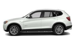 Certified. Alpine White on Black. Priced below KBB Fair Purchase Price! X3 xDrive28i, Cold Weather Package, Comfort Access Keyless Entry, Enhanced USB & Bluetooth with Smartphone Integration, Heated F
