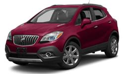 2014 Buick Encore Leather. Turbocharged! All Wheel Drive! HOME OF THE PATSY PROMISE! FREE CAR WASHES FOR LIFE, FREE ADDITIONAL YEAR OF MAINTENANCE (2 OIL CHANGES, 1 TIRE ROTATION), FREE VEHICLE THEFT