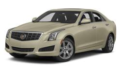 2014 Cadillac ATS 2.5L Black Clean CARFAX. Awards: * 2014 10 Best Luxury Cars Under $40,000  Options:  17 Inch Wheels|4-Wheel Disc Brakes|4-Wheel Independent Suspension|7 Speakers|Am/Fm|Adjustable Ste