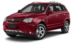 At McLarty Nissan NLR, YOU'RE #1! Isn't it time for a Chevrolet?! 2014 Chevrolet Captiva Sport LTZ FWD.  This superb 2014 Chevrolet Captiva Sport is the fully-loaded SUV you have been lookin