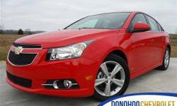 This 2014 Chevrolet Cruze is GM Certified Pre Owned. You are protected the moment you leave the lot. Why Because all of our CPO vehicles come with two auto warranties that combine to provide fantastic