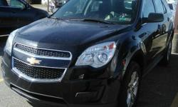 This one owner, 2014 All Wheel Drive Chevy Equinox has 17-inch alloy wheels, automatic headlights, keyless entry, air-conditioning, cloth upholstery, a driver seat with power height adjustment, a 60/4