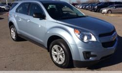 Priced below KBB Fair Purchase Price!  Chevrolet Equinox  Clean CARFAX. CARFAX One-Owner.  **Accident Free Carfax History Report**, **1 Owner**, **Great Service History**, Equinox LS.  32/22 Highway/City MPG  Reviews:    * Premium look inside and out;