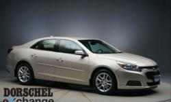 Tan 2014 Chevrolet Malibu LTCloth.36/25 Highway/City MPG At Dorschel Exchange, you can get the vehicle you want at the price you want along with a great customer experience. Clear - Simple - Different