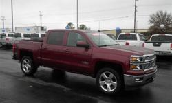 This outstanding example of a 2014 Chevrolet Silverado 1500 LT is offered by Crain Hyundai Of Fort Smith. Equipped with 4WD, this Chevrolet Silverado 1500 gives you added confidence to tackle the surf