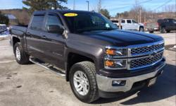 Pricing includes 1,000 trade in assistance and vehicle must finance through dealer.This amazing Silverado 1500, with its grippy 4WD, will handle anything mother nature decides to throw at you... Oh ye