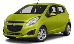 You'll NEVER pay too much at George Nunnally Chevrolet! Ready to roll! Looking for an amazing value on an outstanding 2014 Chevrolet Spark? Well, this is IT! Want to save some money? Get the NEW look