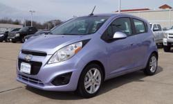 Chuck Fairbanks Chevrolet has a wide selection of exceptional pre-owned vehicles to choose from, including this 2014 Chevrolet Spark. CARFAX BuyBack Guarantee is reassurance that any major issues with