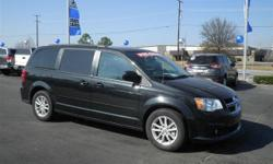 This outstanding example of a 2014 Dodge Grand Caravan SXT is offered by Crain Hyundai Of Fort Smith. It's not a misprint. And the odometer isn't broken. This is a very low mileage Dodge Grand Caravan