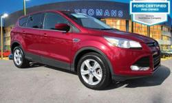 You'll NEVER pay too much at Gary Yeomans Ford Lincoln! You NEED to see this SUV! Creampuff! This beautiful 2014 Ford Escape is not going to disappoint. There you have it, short and sweet! This great