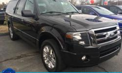 Welcome to Hertrich Frederick Ford The Ford Expedition EL is the benchmark all other SUVs strive to meet. With exceptional power, towing and handling, this SUV can handle anything thrown at it. Outsta