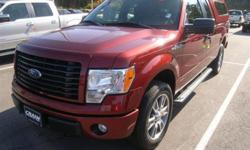 Crain Certified Pre-Owned has a wide selection of exceptional pre-owned vehicles to choose from, including this 2014 Ford F-150. This Ford F-150 FX4's level of quality is not meant for just anyone.  It's meant for the person who strives for a classy,