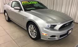 Mercedes-Benz Of Honolulu is excited to offer this 2014 Ford Mustang. Drive home in your new pre-owned vehicle with the knowledge you're fully backed by the CARFAX Buyback Guarantee. One of the best t