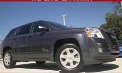 Perfect Color Combination! The SUV you've always wanted! This great 2014 GMC Terrain is the low-mileage SUV you have been looking for. This Terrain is as fresh an example as you'll find on the market