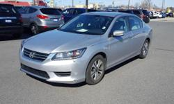 Honda Certified, **CarFax One Owner**, Non Smoker, and **New Tires**. Accord LX. Bumper-to-bumper, we've got you covered.   Price Dover, home of the Used Car Super Stars at the World Famous Used Car Super Store!    Honda Certified Pre-Owned means you not