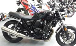 Here is the retro CB1100. It s a bike a whole new generation of riders is going to appreciate. Classic. Though the CB1100 pays homage to Honda's long line of capable reliable and fun street bikes we w