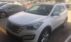 We are excited to offer this 2014 Hyundai Santa Fe Sport. Only the CARFAX Buyback Guarantee can offer you the comfort of knowing you made the right purchase. As a compact SUV, this vehicle packs all t