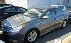 This 2014 Hyundai Sonata GLS is offered to you for sale by Maxon Hyundai Mazda. A Hyundai with as few miles as this one is a rare find. This Hyundai Sonata GLS was gently driven and it shows. The look