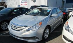 This outstanding example of a 2014 Hyundai Sonata GLS is offered by Maxon Hyundai Mazda. This vehicle has extremely low miles on the odometer, so while it's pre-owned, it's practically new. You can fi