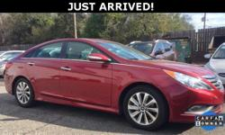This Sonata features: Leather.  Clean CARFAX. CARFAX One-Owner. Odometer is 21273 miles below market average! 35/24 Highway/City MPG    Buy with confidence from Hyundai of St. Augustine with our 24 Ho