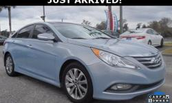 Just Reduced! This Sonata features: Leather.  Clean CARFAX. CARFAX One-Owner. 35/24 Highway/City MPG    Buy with confidence from Hyundai of St. Augustine with our 24 Hour Test Drive and 3 Day Money Ba
