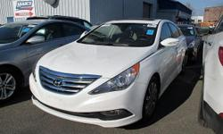 Maxon Hyundai Mazda is pleased to be currently offering this 2014 Hyundai Sonata Limited with 31,897 miles. The less money you spend at the pump, the more money you'll have to spend on you. So why not