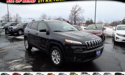Don't bother looking at any other SUV! Switch to Team Kia! GO TEAM SAVE MONEY! Put down the mouse because this 2014 Jeep Cherokee is the SUV you've been hunting for. You, out enjoying this superb Jeep