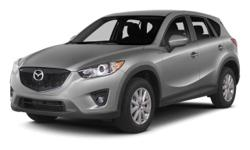 KBB.com 5-Year Cost to Own Awards. Only 34,638 Miles! Delivers 32 Highway MPG and 25 City MPG! This Mazda CX-5 boasts a Regular Unleaded I-4 2.5 L/152 engine powering this Automatic transmission. Whee