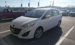 Welcome to Hertrich Frederick Ford The Mazda Mazda5 Sport is well maintained and has just 37,000 miles. This low amount of miles makes this vehicle incomparable to the competition. If not for a few mi