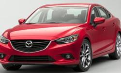 Mazda6 i Sport trim. GREAT MILES 15,565! FUEL EFFICIENT 38 MPG Hwy/26 MPG City! Bluetooth, CD Player, Keyless Start, Alloy Wheels, Back-Up Camera, iPod/MP3 Input. SEE MORE!======KEY FEATURES INCLUDE: