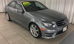 Contact Mercedes-Benz Of Honolulu today for information on dozens of vehicles like this 2014 Mercedes-Benz C-Class C250 Sport. This Mercedes-Benz includes:  SPORT SEDAN PACKAGE REAR TRUNK LID SPOILER