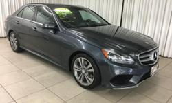 Mercedes-Benz Of Honolulu is pleased to be currently offering this 2014 Mercedes-Benz E-Class E350 Sport with 14,964 miles. This Mercedes-Benz includes:  COMFORT BOX (PIO) WHEELS: 18 5-DOUBLE SPOKE AL
