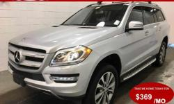 This Lovely Silver 2014 Mercedes-Benz Gl450 4Matic Sport Utility Vehicle Comes Equipped With An MP3 Player, 4Matic All Wheel Drive, Navigation, Panoramic Roof, Appearance Package, Premium Package (Mul