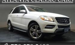 Options:  2014 Mercedes M-Class Ml350|Want To Save Some Money| Get The New Look For The Used Price On This One Owner Vehicle. Previous Owner Purchased It Brand New! This Suv Is Nicely Equipped With Fe
