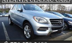 Options:  2014 Mercedes M-Class Ml350|Don't Pay Too Much For The Handsome-Looking Suv You Want...Come On Down And Take A Look At This Outstanding-Looking 2014 Mercedes-Benz M-Class. You Just Simply Ca